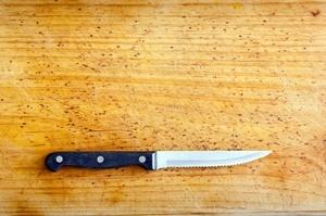 Serrated Steak Knife